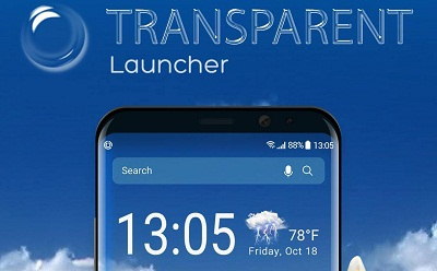 Real-Transparent-Launcher-Screen-Background