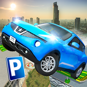 City-Driver-Roof-Parking-Challenge