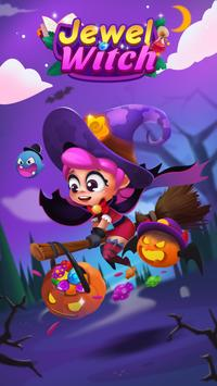 Jewel Witch Magical Blast Free Puzzle Game 1