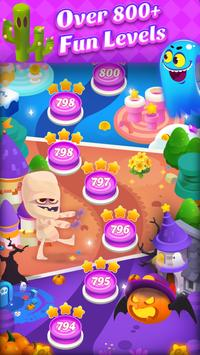 Jewel Witch Magical Blast Free Puzzle Game 3