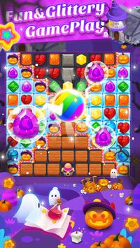 Jewel Witch Magical Blast Free Puzzle Game 4
