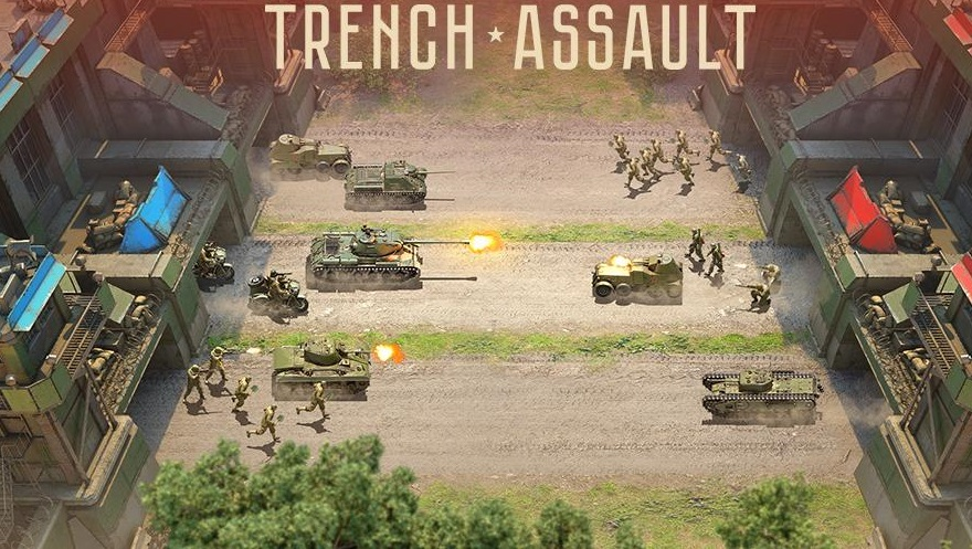 Trench-Assault
