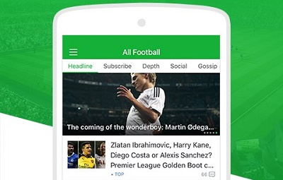 All-Football-Live-Scores-News