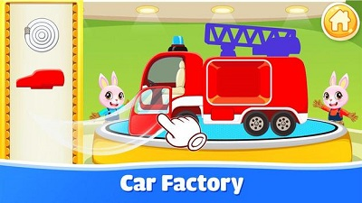 Cars-for-kids-Car-sounds-Car-builder-factory
