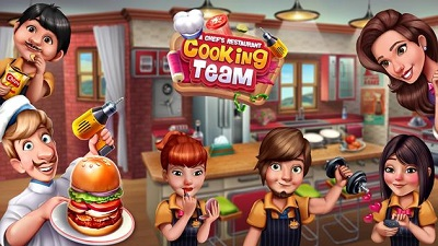 Cooking-Team-Chef-s-Roger-Restaurant-Games