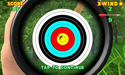 Crossbow-shooting-gallery-Shooting-on-accuracy