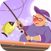 Fishing-Granny-Funny-Amazing-Fishing-Game
