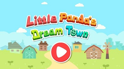 Little-Panda-s-Dream-Town