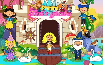 My-Pretend-Fairytale-Land-Kids-Royal-Family-Game