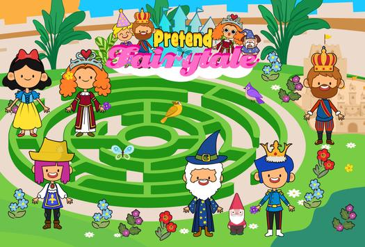 My-Pretend-Fairytale-Land-Kids-Royal-Family-Game5
