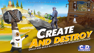 Creative Destruction 4