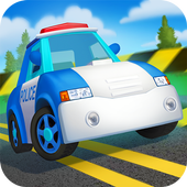 Funny police games for kids 4