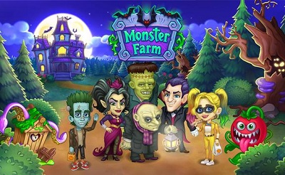 Monster-Farm-Happy-Ghost-Village-Witch-Mansion