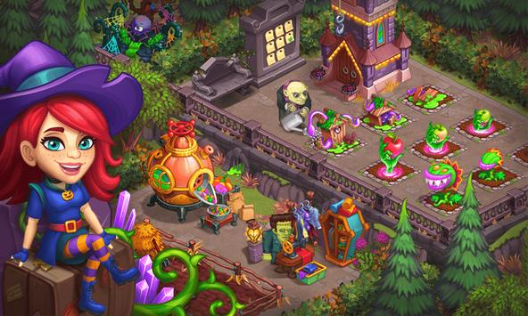 Monster-Farm-Happy-Ghost-Village-Witch-Mansion6