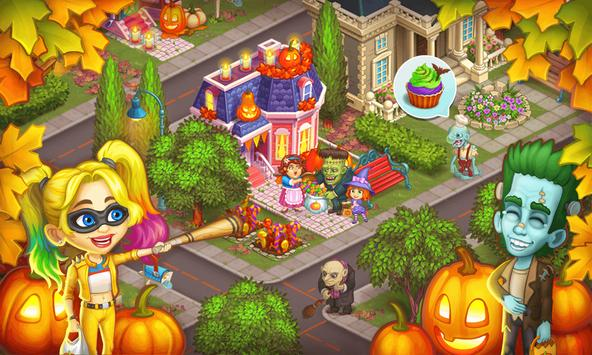 Monster-Farm-Happy-Ghost-Village-Witch-Mansion7