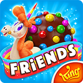 بازی Candy Crush Friends Saga