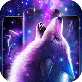 Galaxy-Wolf-live-wallpapers