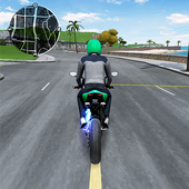 دانلود Moto Traffic Race 2 v1.20.00 - بازی موتور سواری