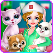 ER-Pet-Vet-Fluffy-Puppy-Fun-Casual-Doctor-Game