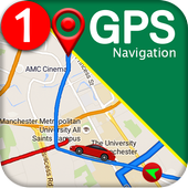 GPS-Navigation-Map-Direction-Route-Finder