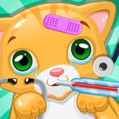Little-Cat-Doctor-Pet-Vet-Game
