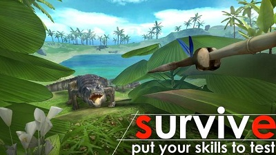 Survival-Island-EVO-Survivor-building-home