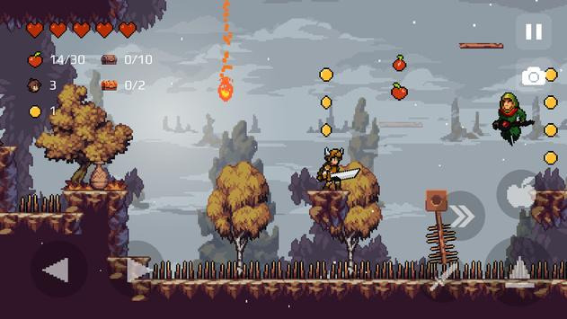 Apple-Knight-Action-Platformer5