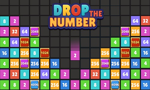 Drop-The-Number-Cover